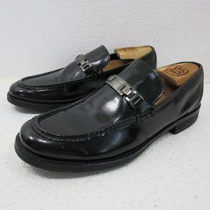 Kenneth Cole Reaction Polished Leather Loafer 10